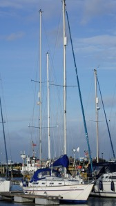 Rainbow Moored, Gosport1